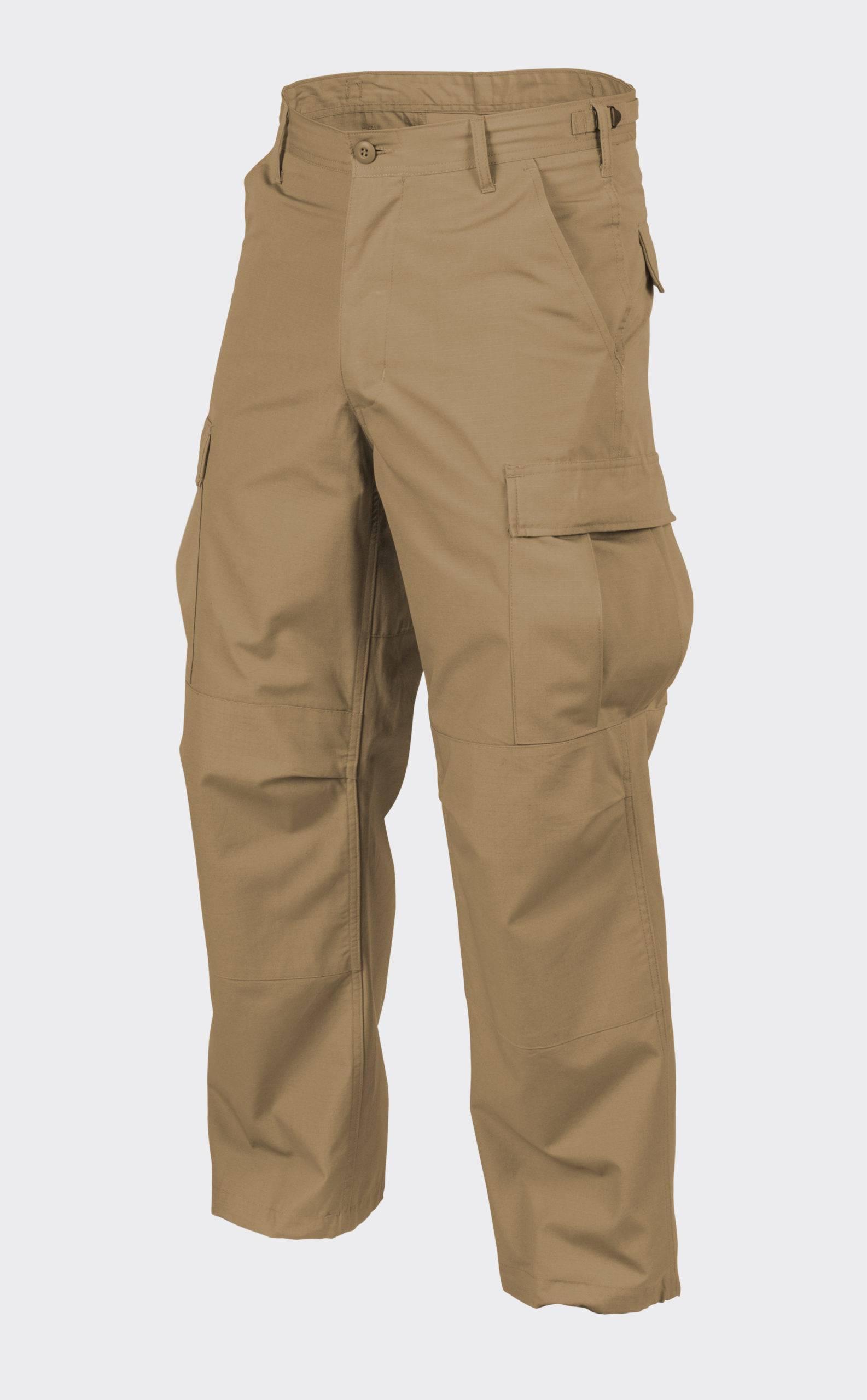 Spodnie BDU -Cotton Ripstop Coyote Helikon-Tex