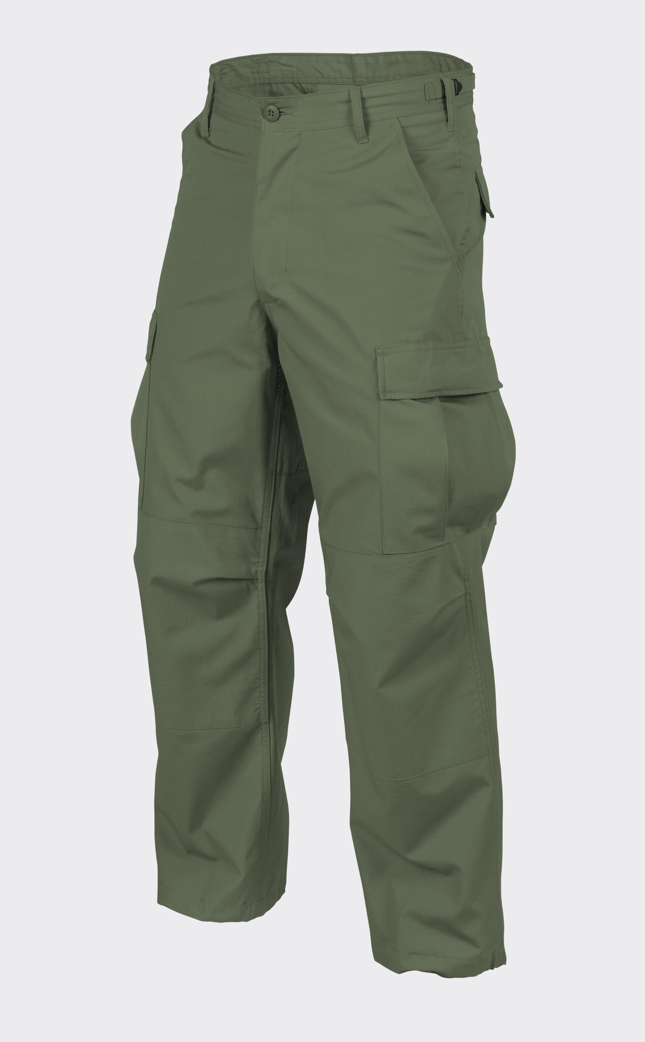 Spodnie BDU kolor Oliv Helikon-tex