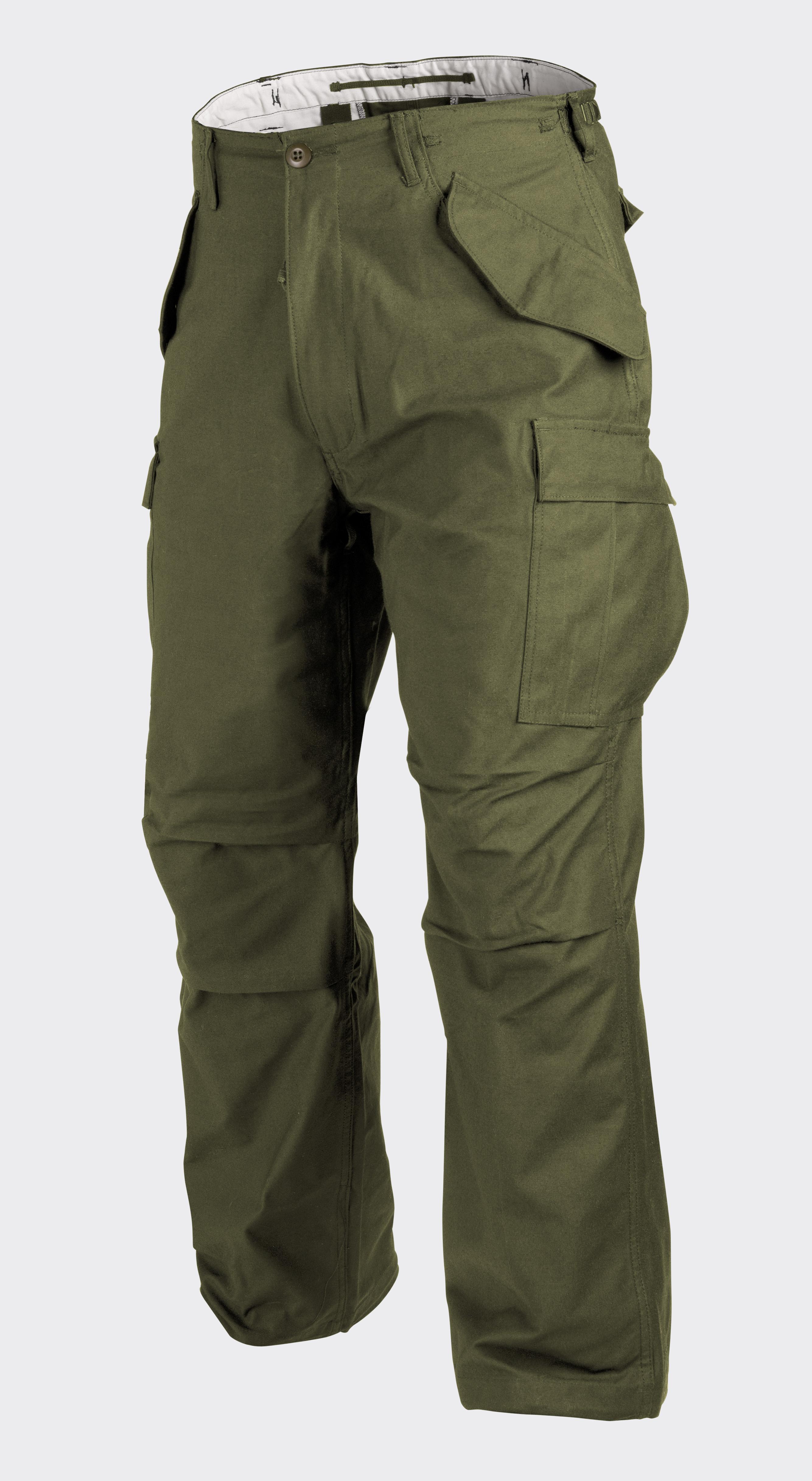 Spodnie m65 kolor OlivHelikon-tex