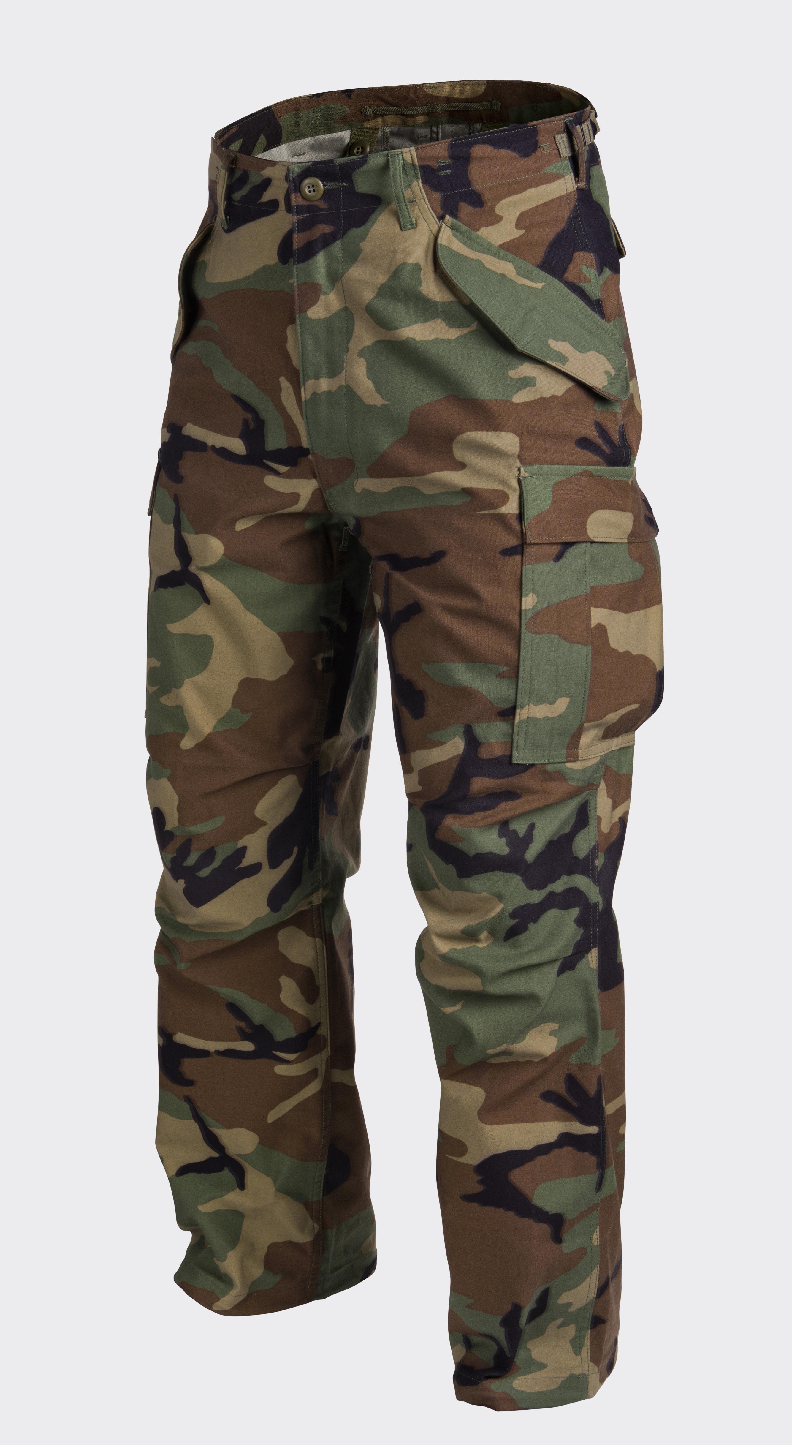 Spodnie m65 kolor Woodland Helikon-tex